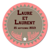 sticker rond VINTAGE