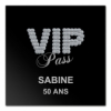 sticker carré VIP