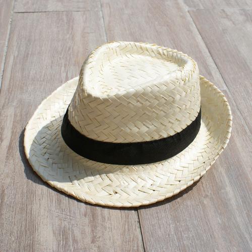 luxe grande collection site web pour réduction Cadeau invité mariage : chapeau paille