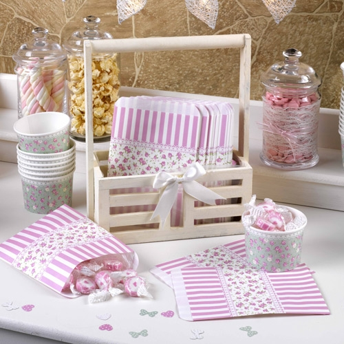 table decoration ideas for baby shower